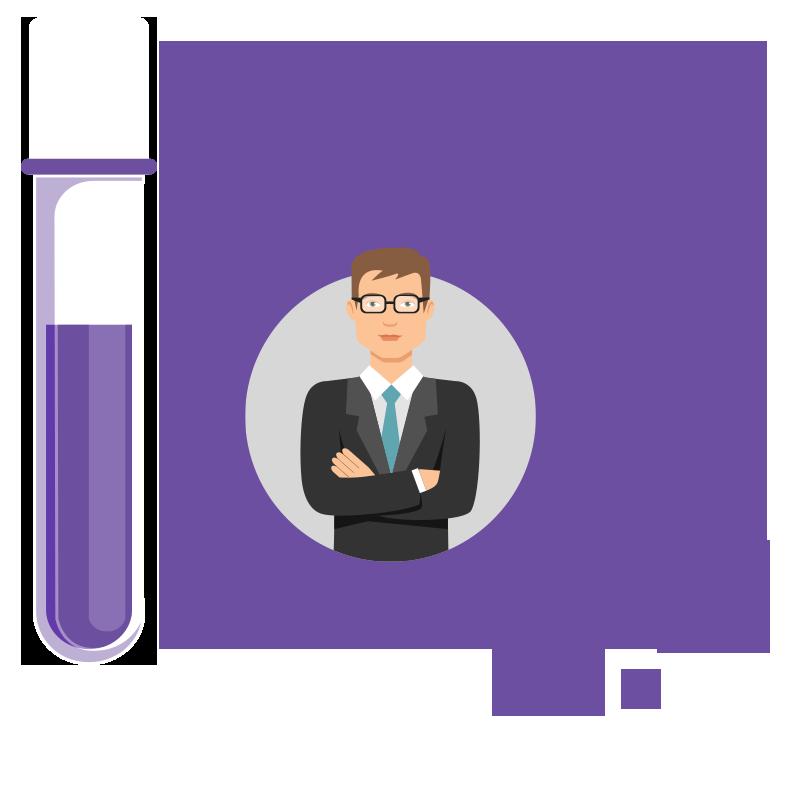 Avita Male Saliva Test